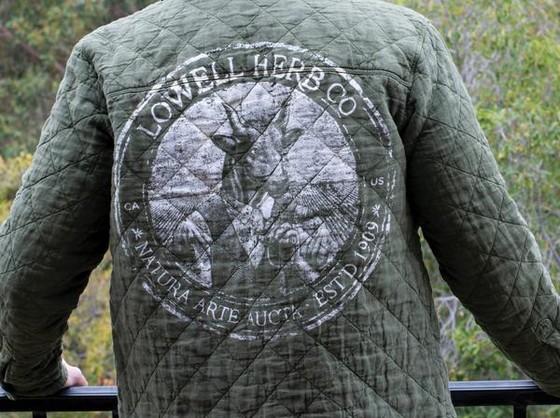 Lowell Farm Jacket product shot