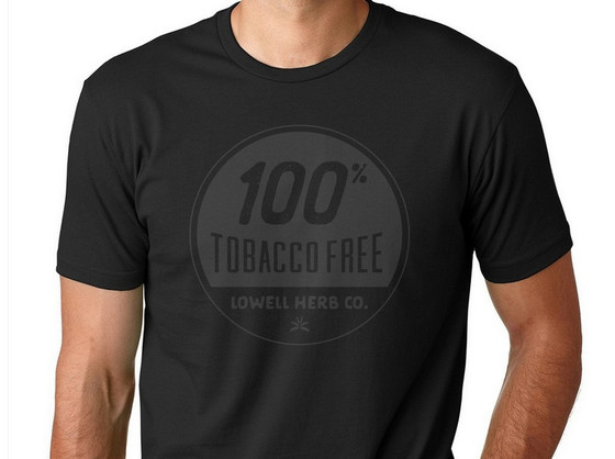 Tobacco Free T-Shirt product shot