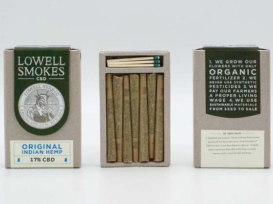 CBD Smokes product shot