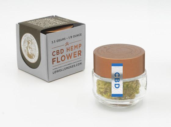 CBD Flower product shot
